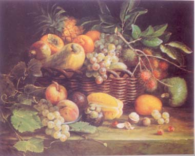 Cuisine Oil Painting 0065