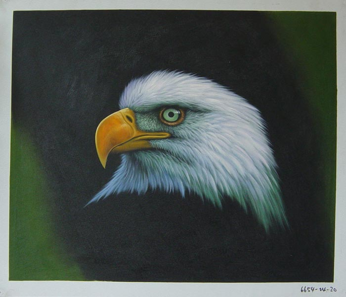 Hunting Oil Painting 0002