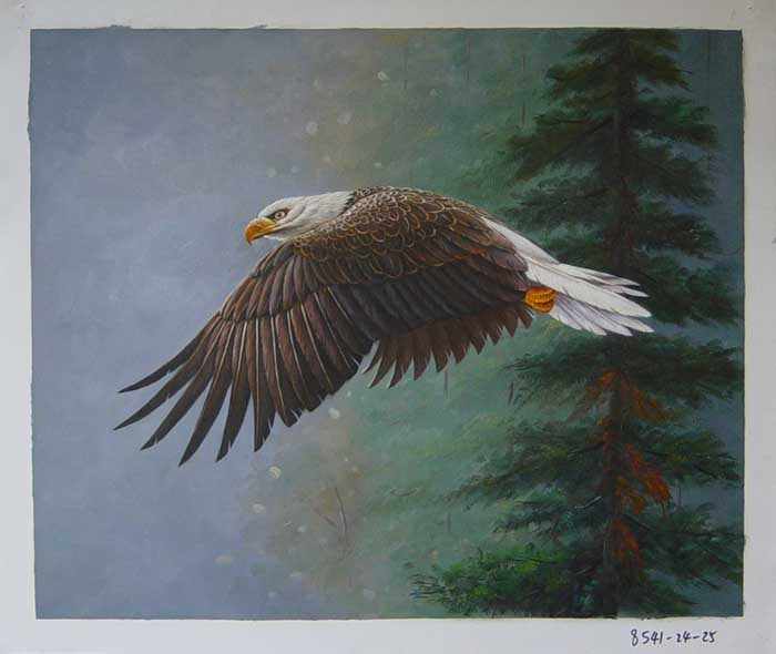 Hunting Oil Painting 0006